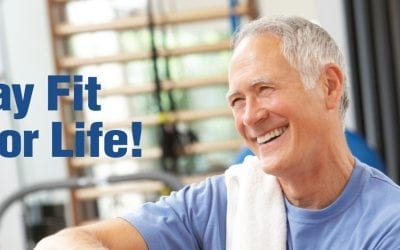"""Helping Seniors """"Stay Fit for Life!"""""""