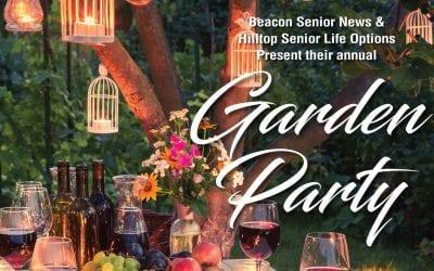 Senior Life Options Garden Party